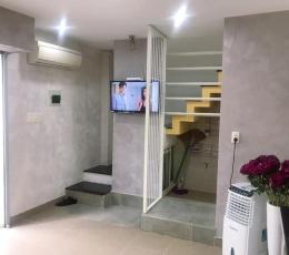 Nhà nhỏ xinh lung linh HXH Thích Quảng Đức Phú Nhuận 4 tầng 20m2 chỉ 3.7 Tỷ